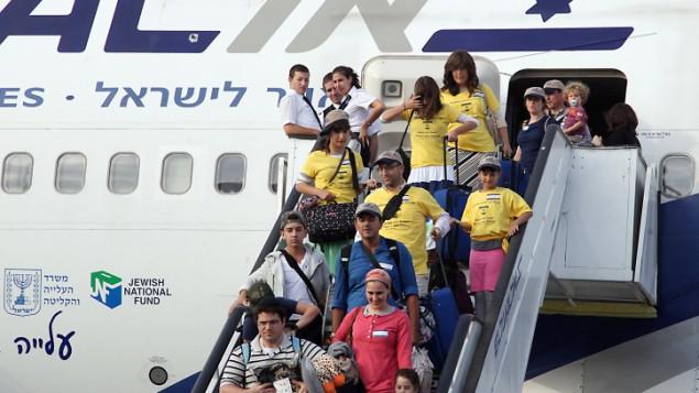 Israel News | Immigrants