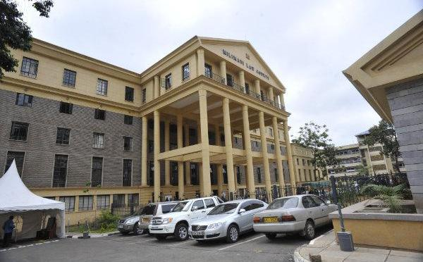 Image Credit: File photo of Milimani Law Courts, via The Star