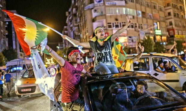 Image Credit: Bulent Kilic/AFP/Getty Images, via The Guardian