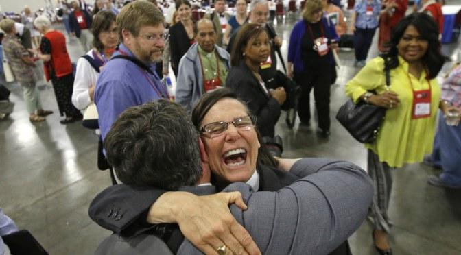 Image Credit: Rick Bowmer/AP, via BuzzFeed