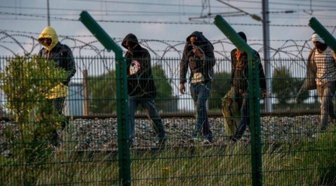 France & U.K. News | Migrants