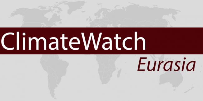 ClimateWatch: Eurasia
