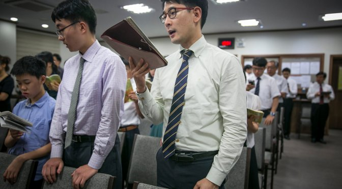 South Korea Feature | Jehovah's Witnesses