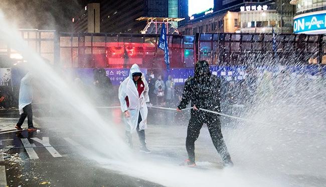 South Korea News | Dissidents
