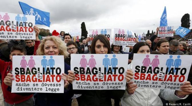 Italy News | Gay & Lesbian
