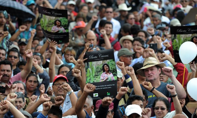 Honduras News | Indigenous Activists