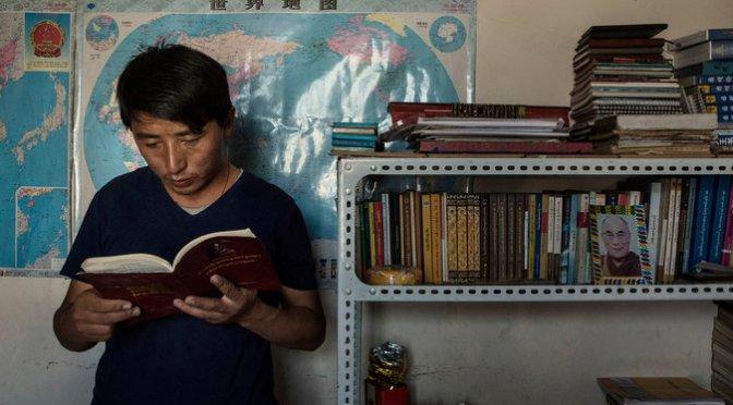 China News | Tibetan Activist