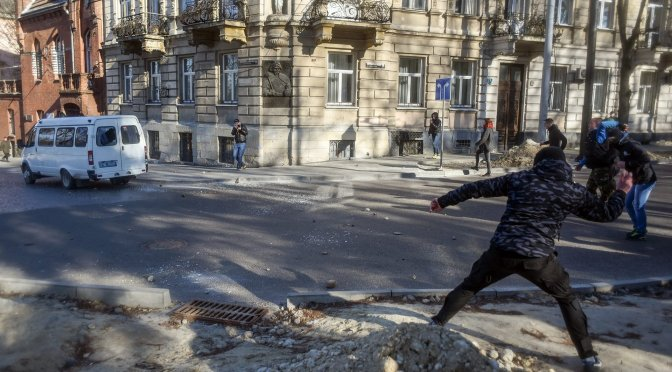 Image Credit: Mykola Tys/EPA, via the Guardian