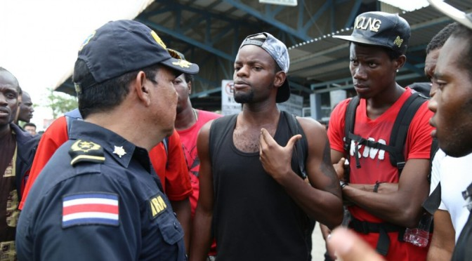 Costa Rica News | African Migrants