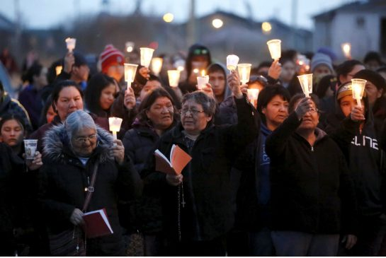 Image Credit: Chris Wattie/Reuters, via The Toronto Star