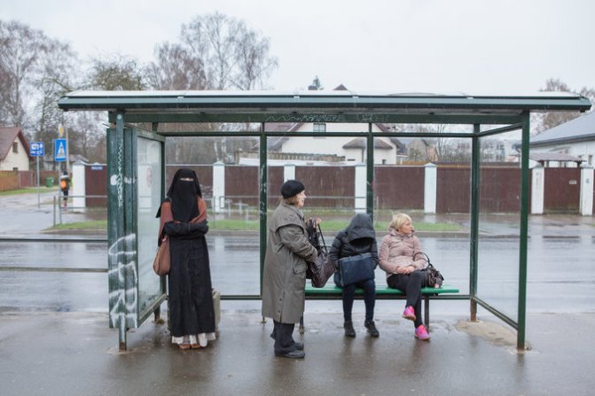 Latvia News | Muslim Women