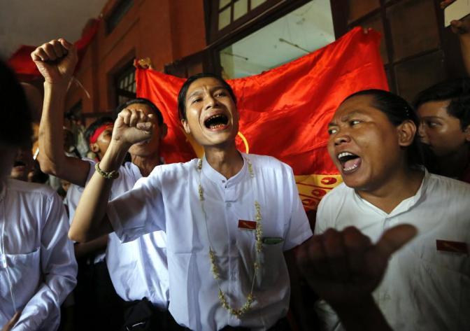 Image Credit: Soe Zeya Tun/Reuters