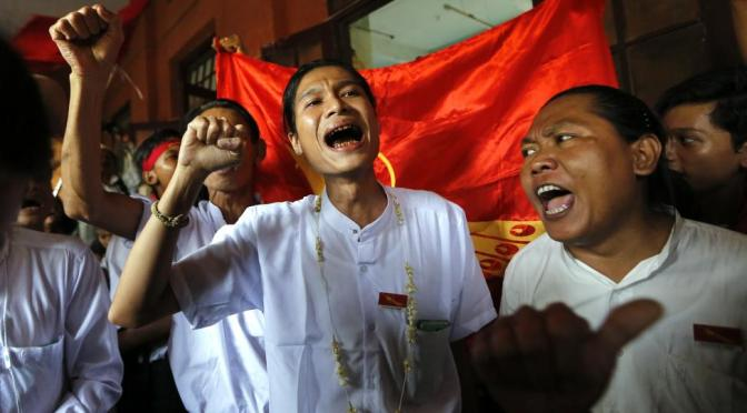 Myanmar News | Youth Activists