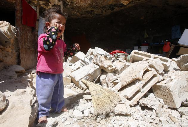 Image Credit: Abed Omar Qusini/Reuters