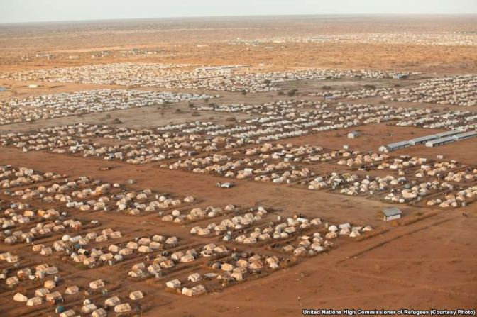 Image Credit: UNHCR via Voice of America