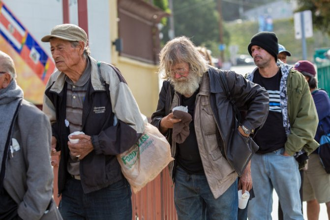 U.S. Feature | Homeless Seniors