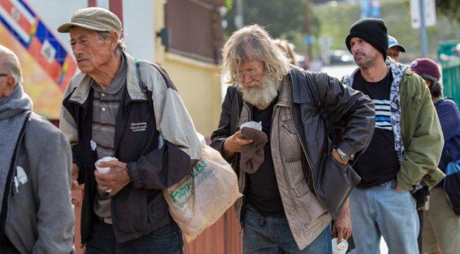 U.S. Feature | Homeless Seniors