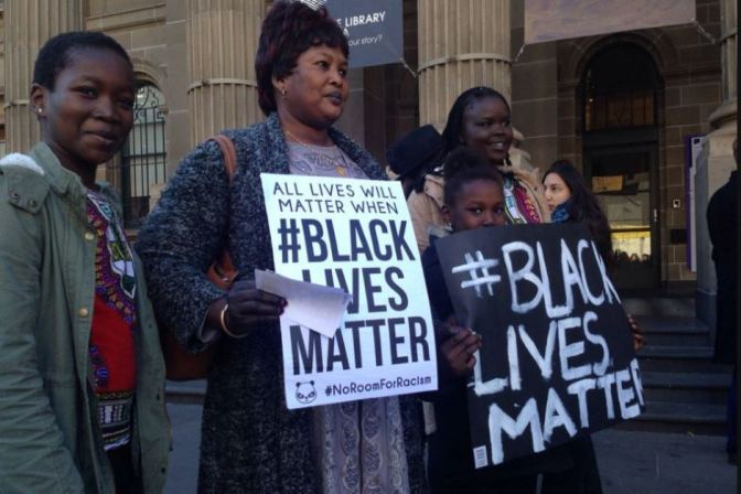 Global Events: Black Lives Matter Protests