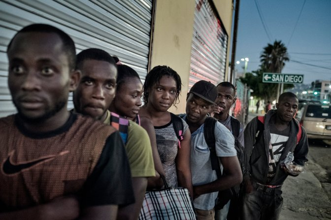 Mexico News | Haitian Migrants