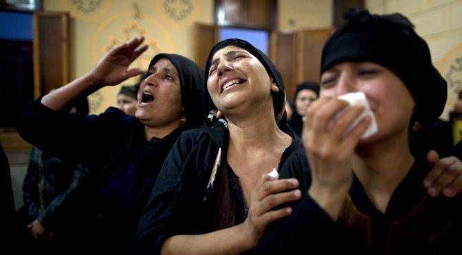 Image Credit: Amr Nabil/Associated Press, via The New York Times